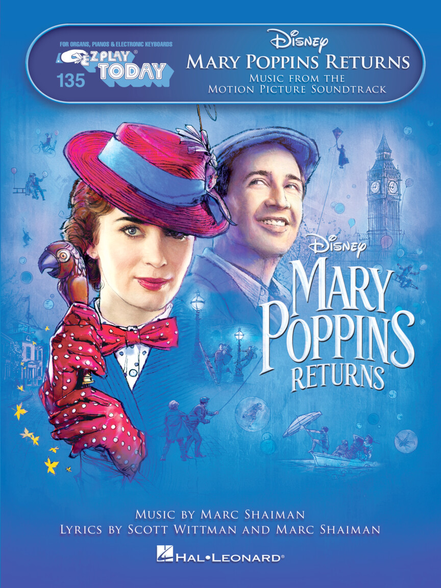 Product Cover for Mary Poppins Returns