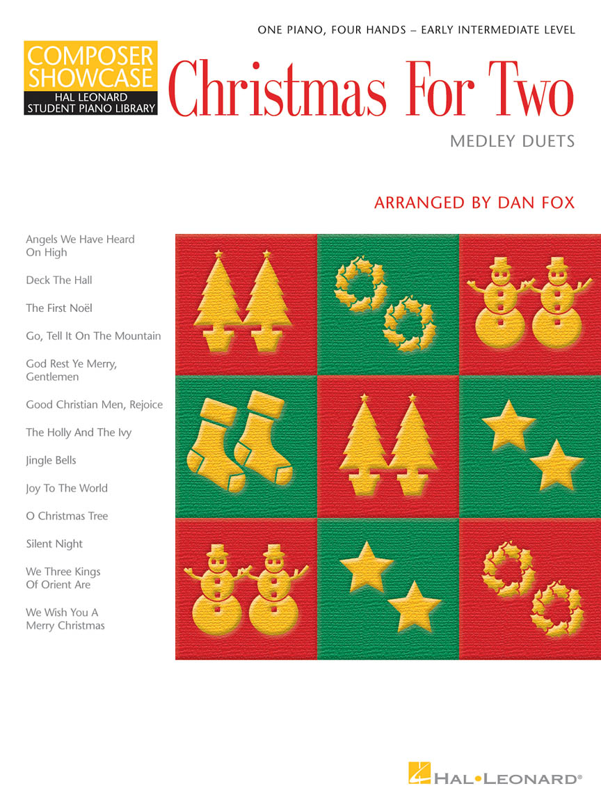 Christmas for Two – Medley Duets