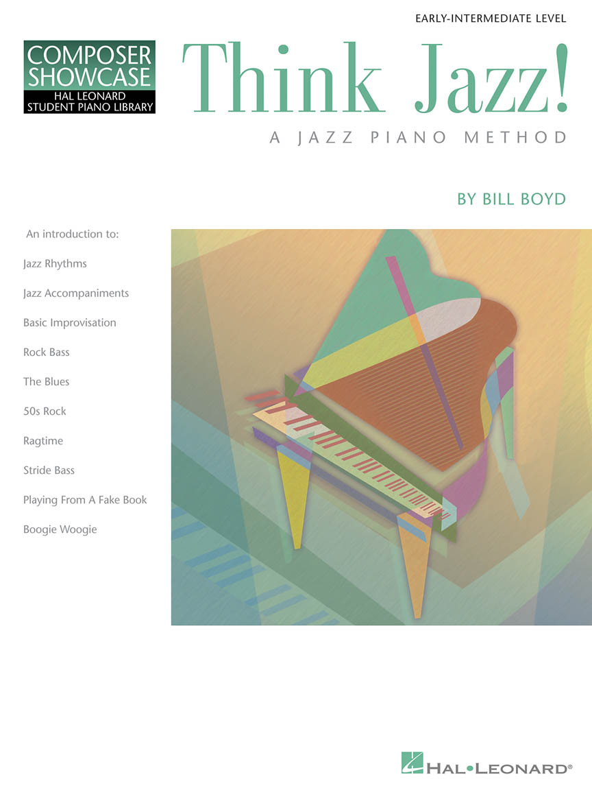 Product Cover for Think Jazz!