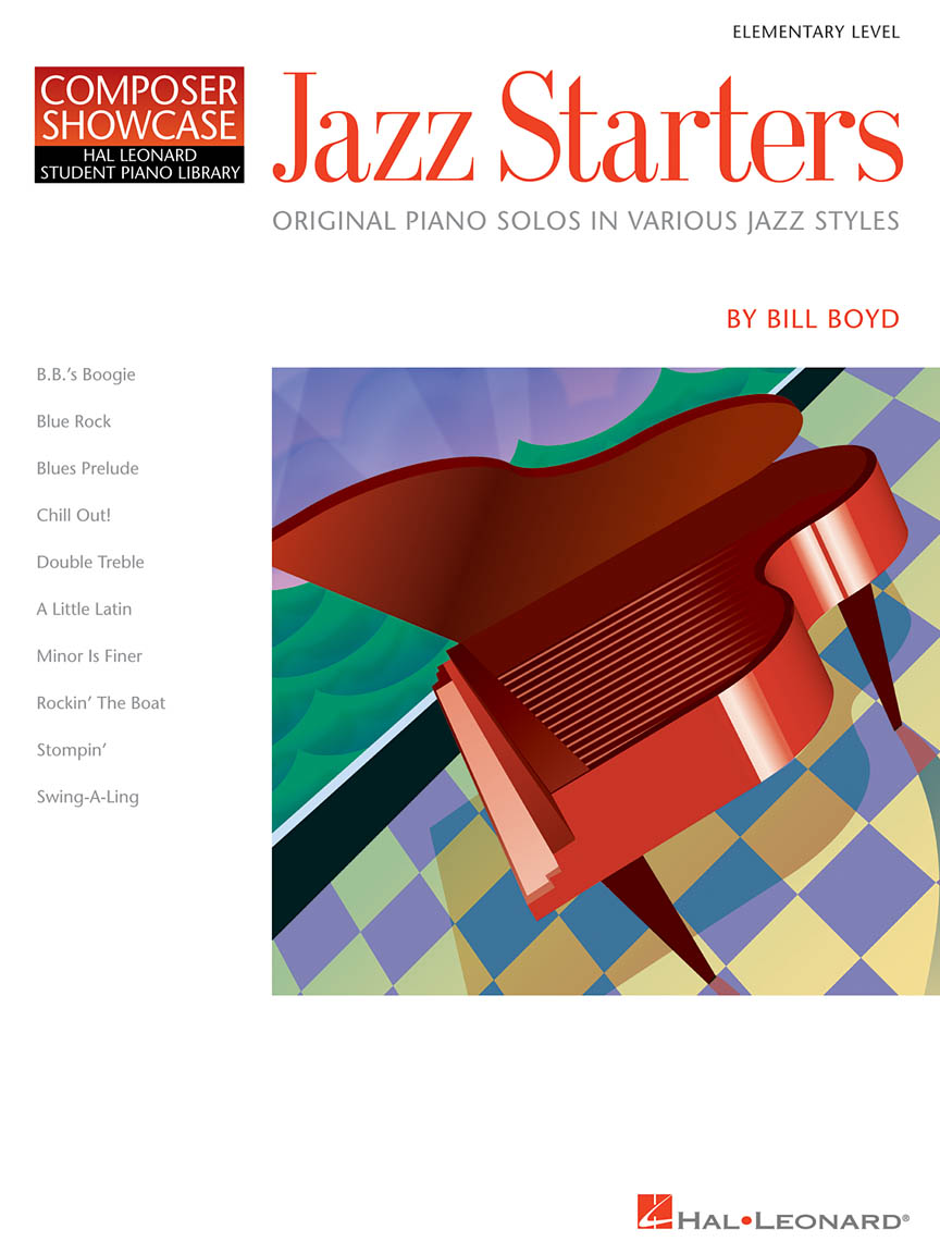 Product Cover for Jazz Starters