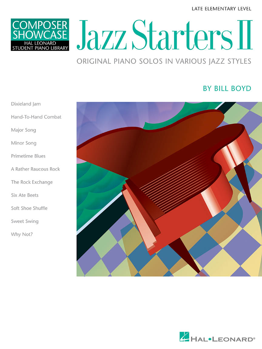 Product Cover for Jazz Starters II