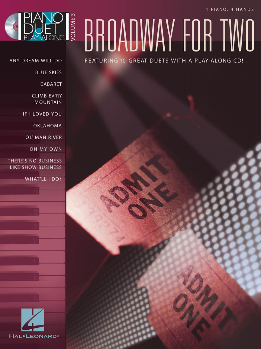 Product Cover for Broadway for Two