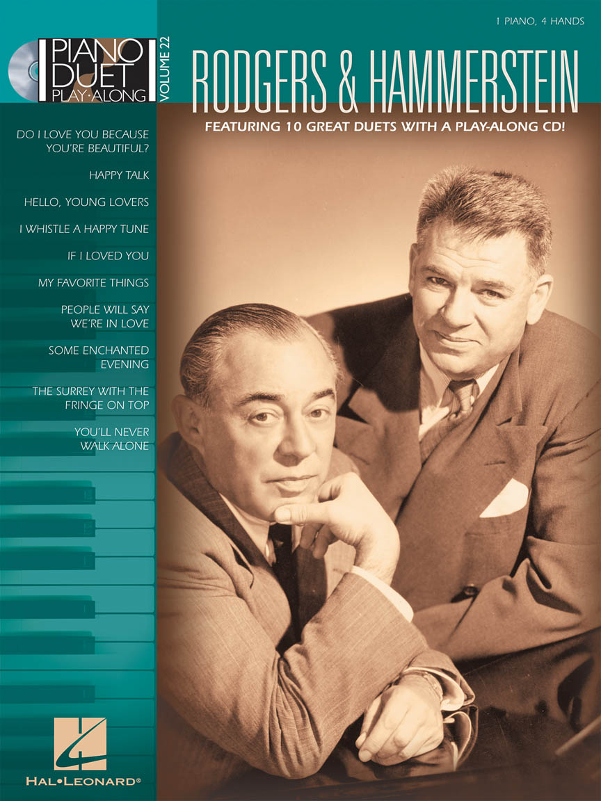 Product Cover for Rodgers & Hammerstein