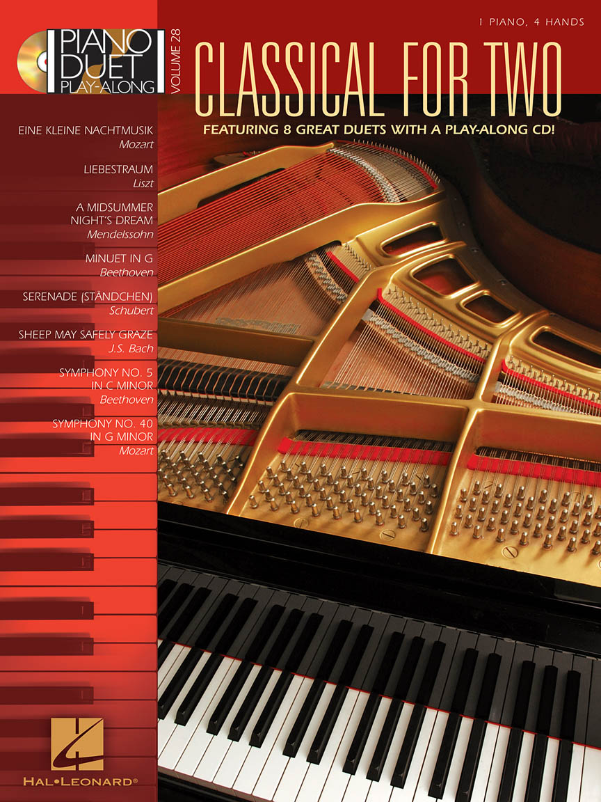 Product Cover for Classical for Two