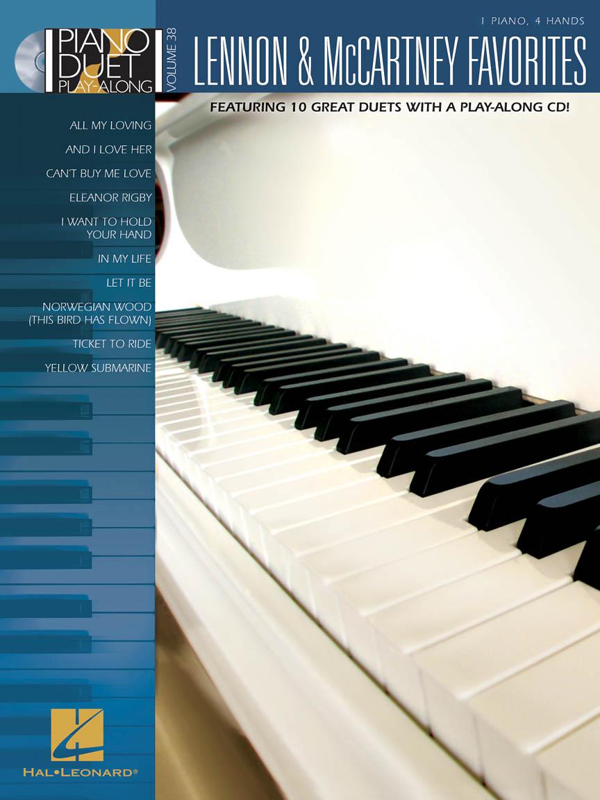 Product Cover for Lennon & McCartney Favorites