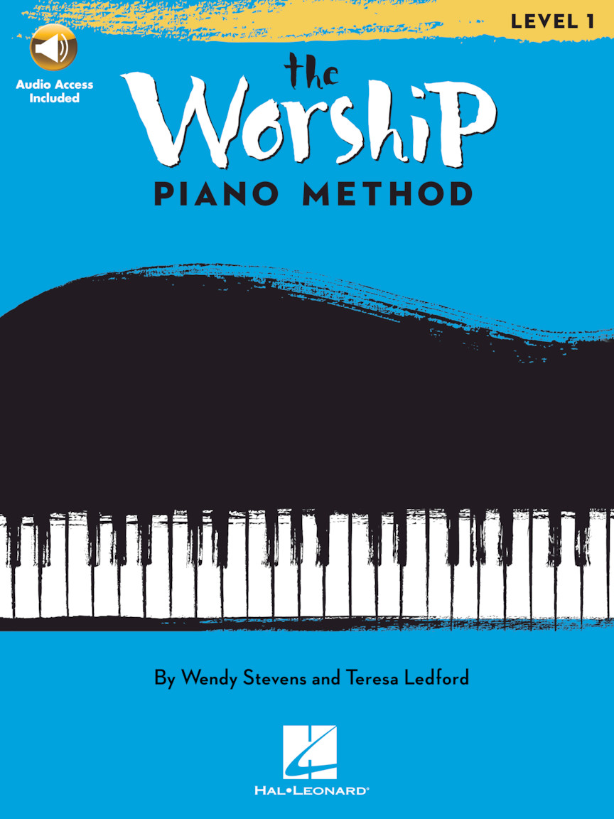 Product Cover for The Worship Piano Method