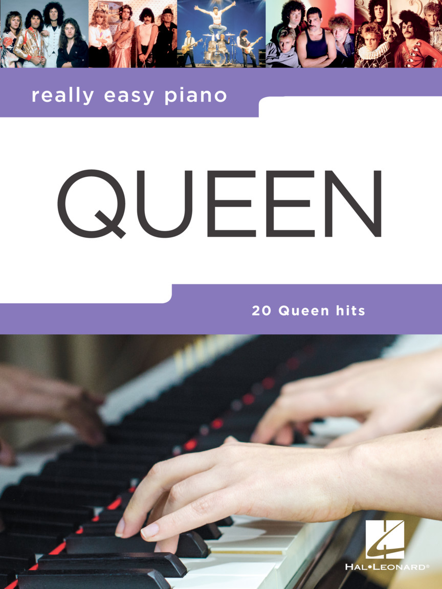 Product Cover for Queen – Really Easy Piano