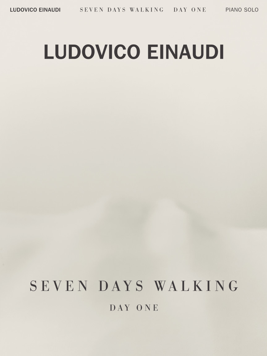 Product Cover for Ludovico Einaudi – Seven Days Walking: Day One
