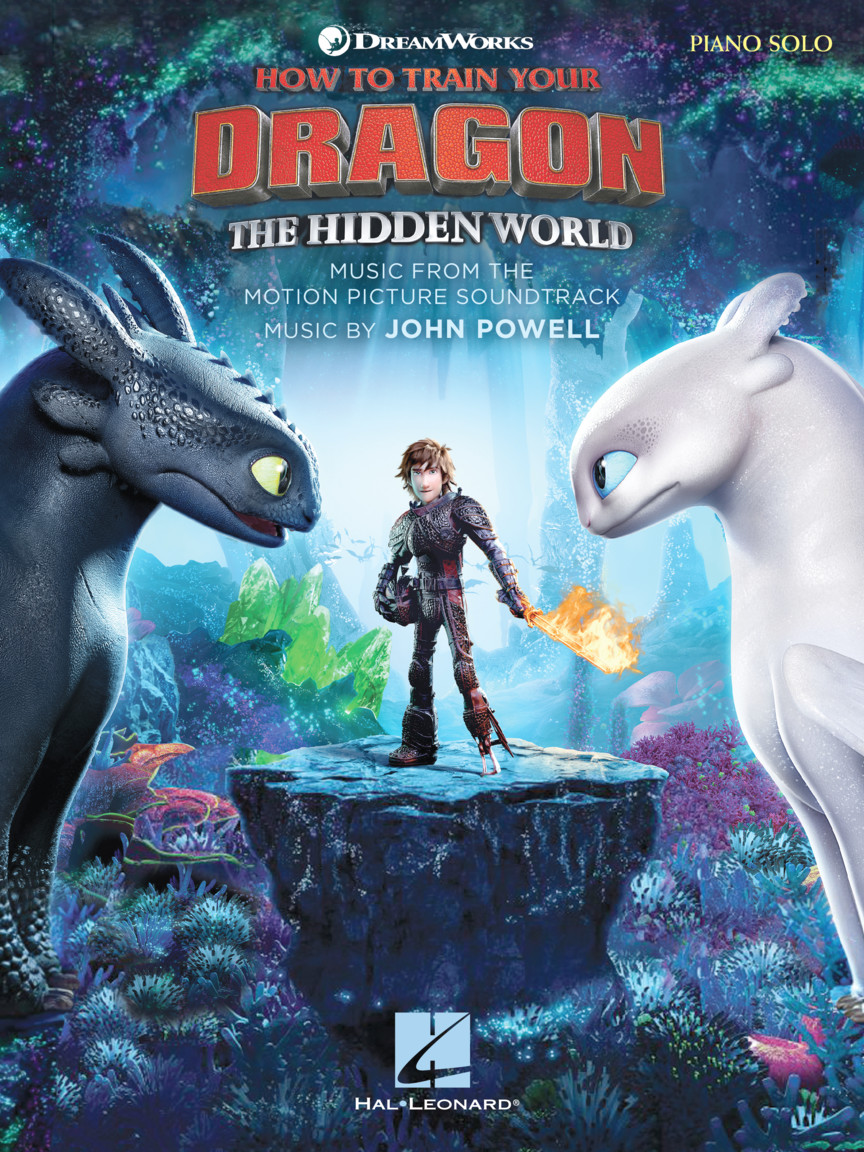 Product Cover for How to Train Your Dragon: The Hidden World
