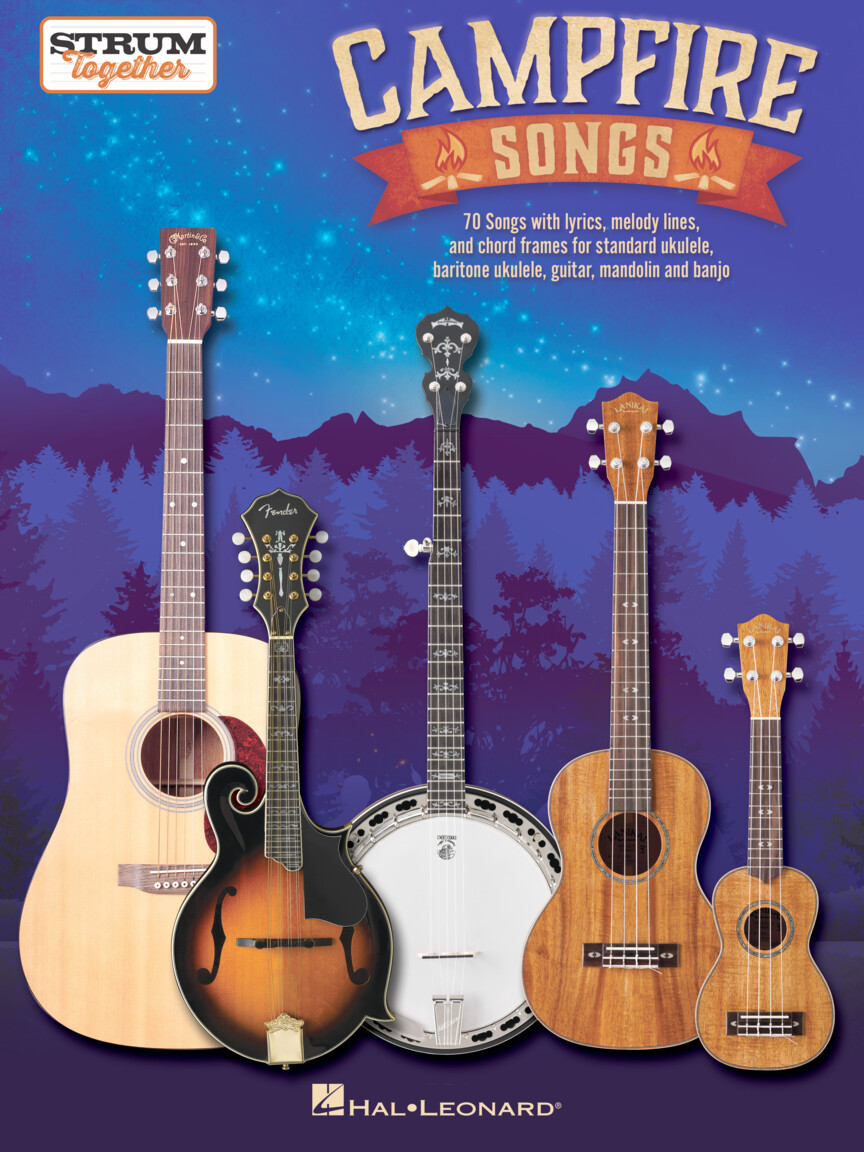 Product Cover for Campfire Songs – Strum Together