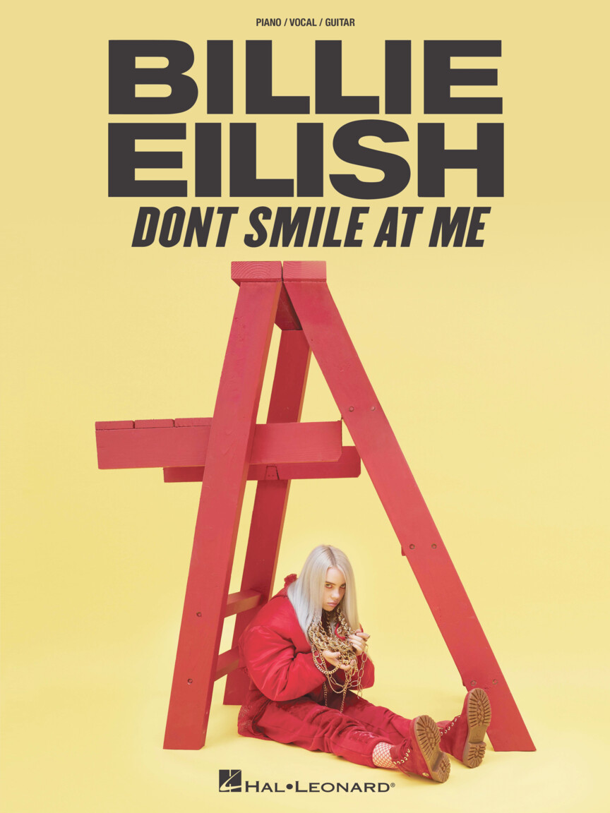 Product Cover for Billie Eilish – Don't Smile at Me