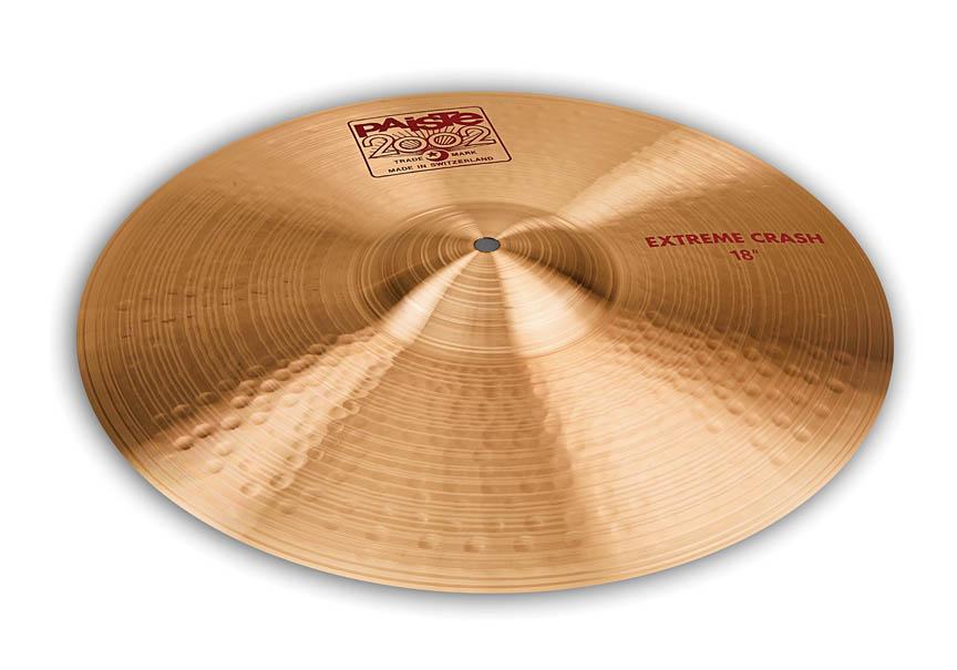 2002 Extreme Crash Cymbal