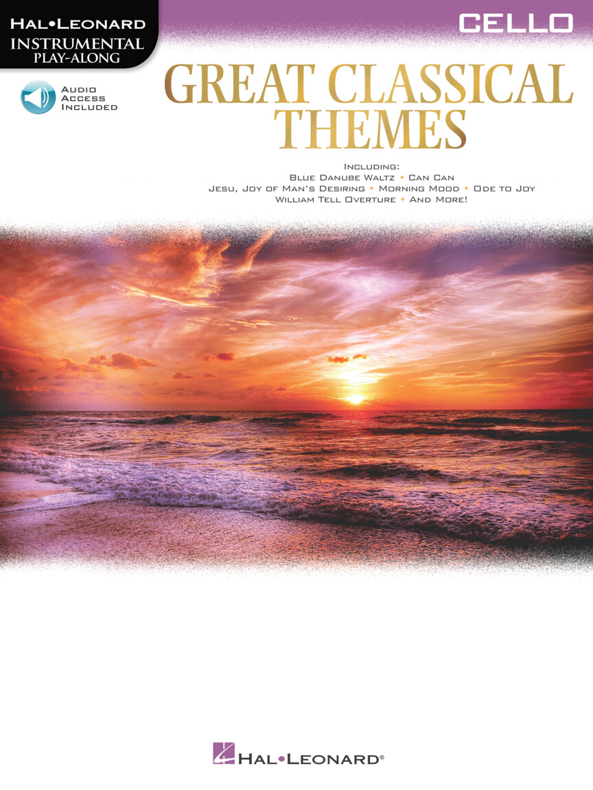 Product Cover for Great Classical Themes