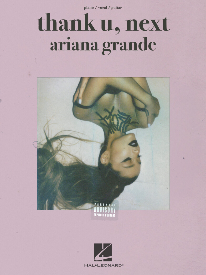 Product Cover for Ariana Grande – Thank U, Next