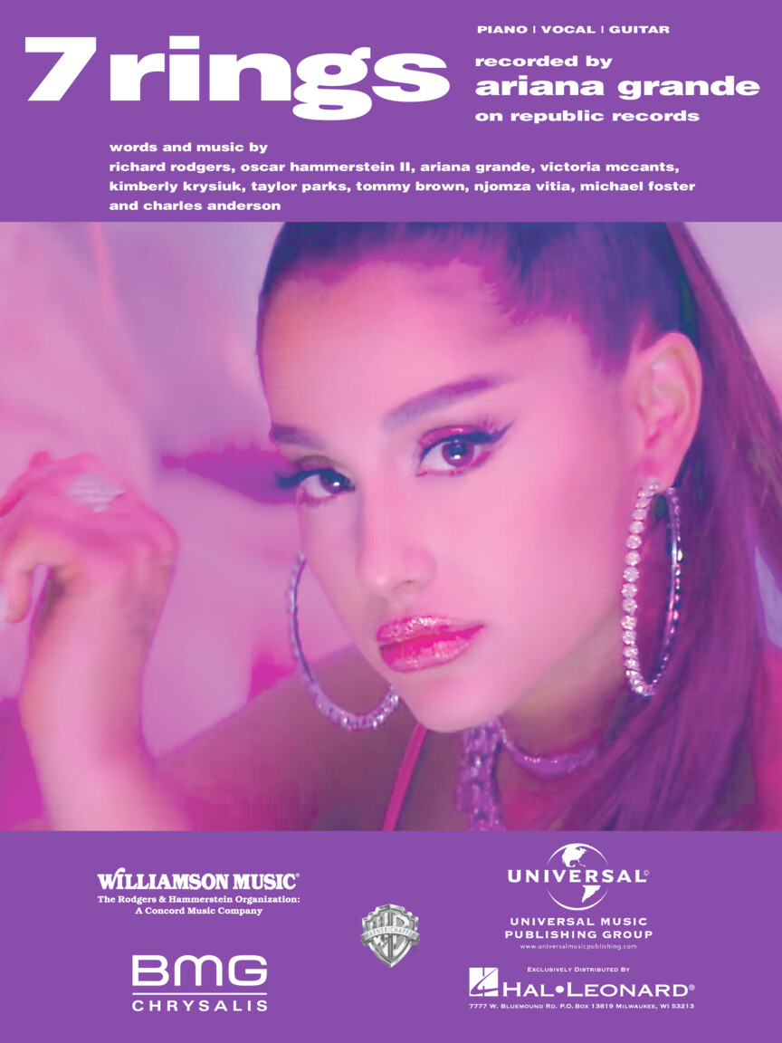 Product Cover for 7 Rings