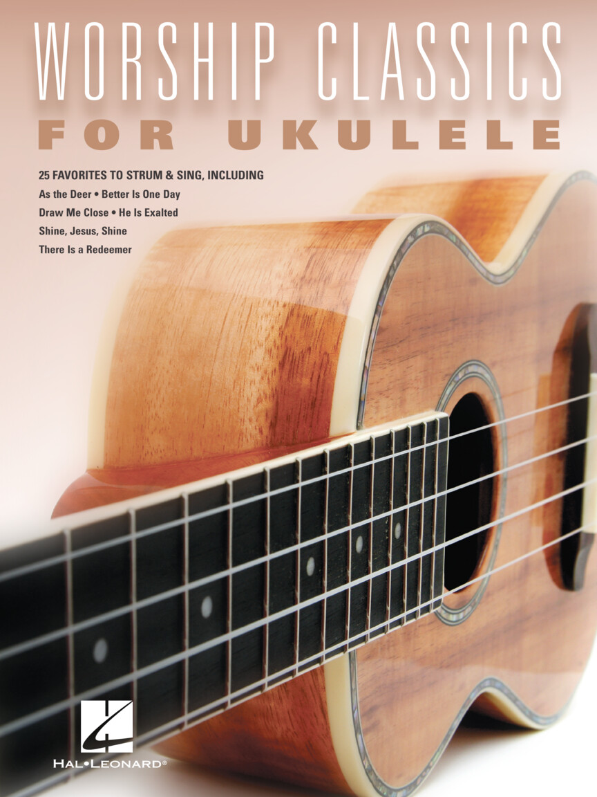 Product Cover for Worship Classics for Ukulele