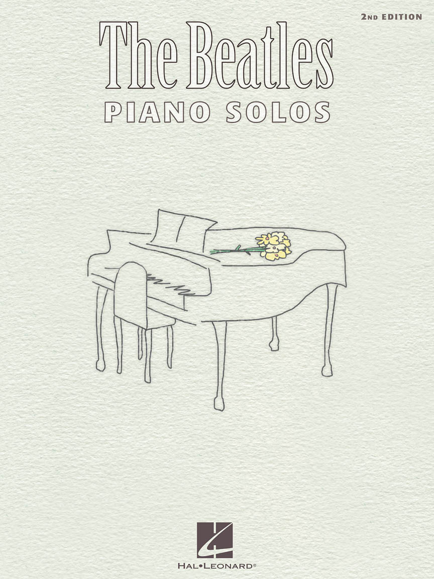 Product Cover for The Beatles Piano Solos – 2nd Edition