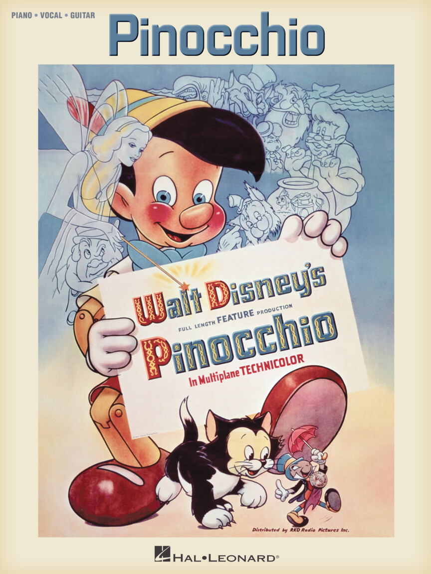 Product Cover for Pinocchio