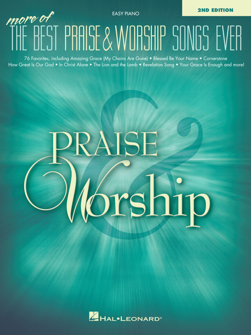 More of the Best Praise & Worship Songs Ever – 2nd Edition