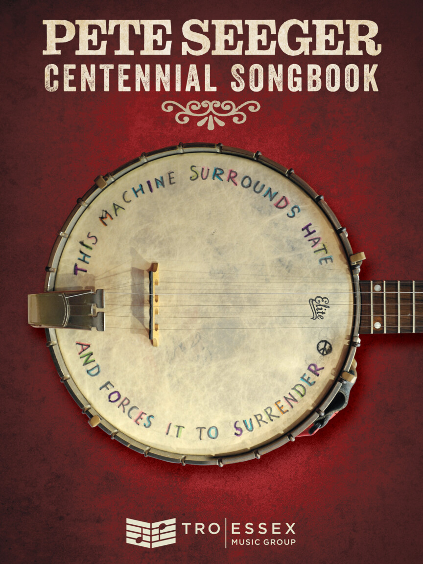 Product Cover for Pete Seeger Centennial Songbook