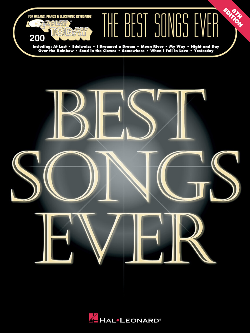 Product Cover for The Best Songs Ever – 8th Edition