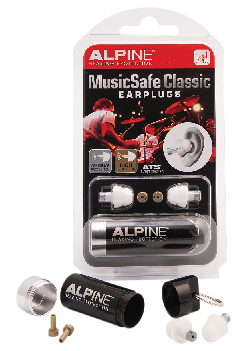 Product Cover for MusicSafe Earplugs – Classic