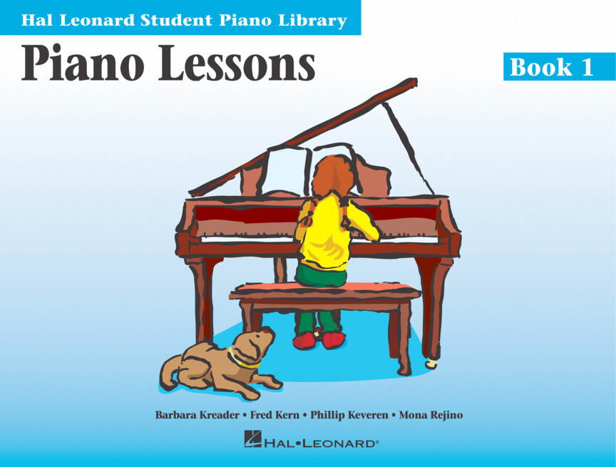 Product Cover for Piano Lessons – Book 1