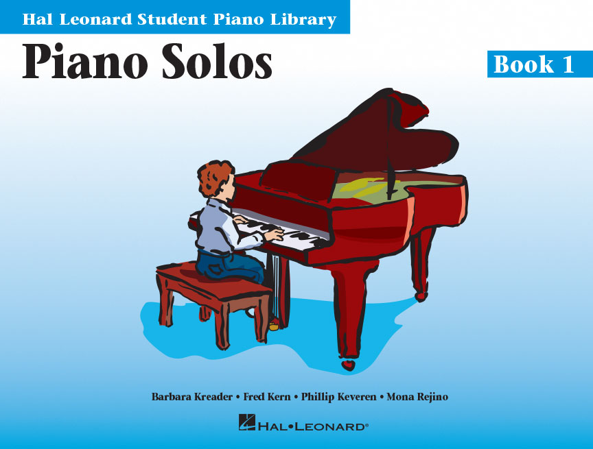Product Cover for Piano Solos Book 1