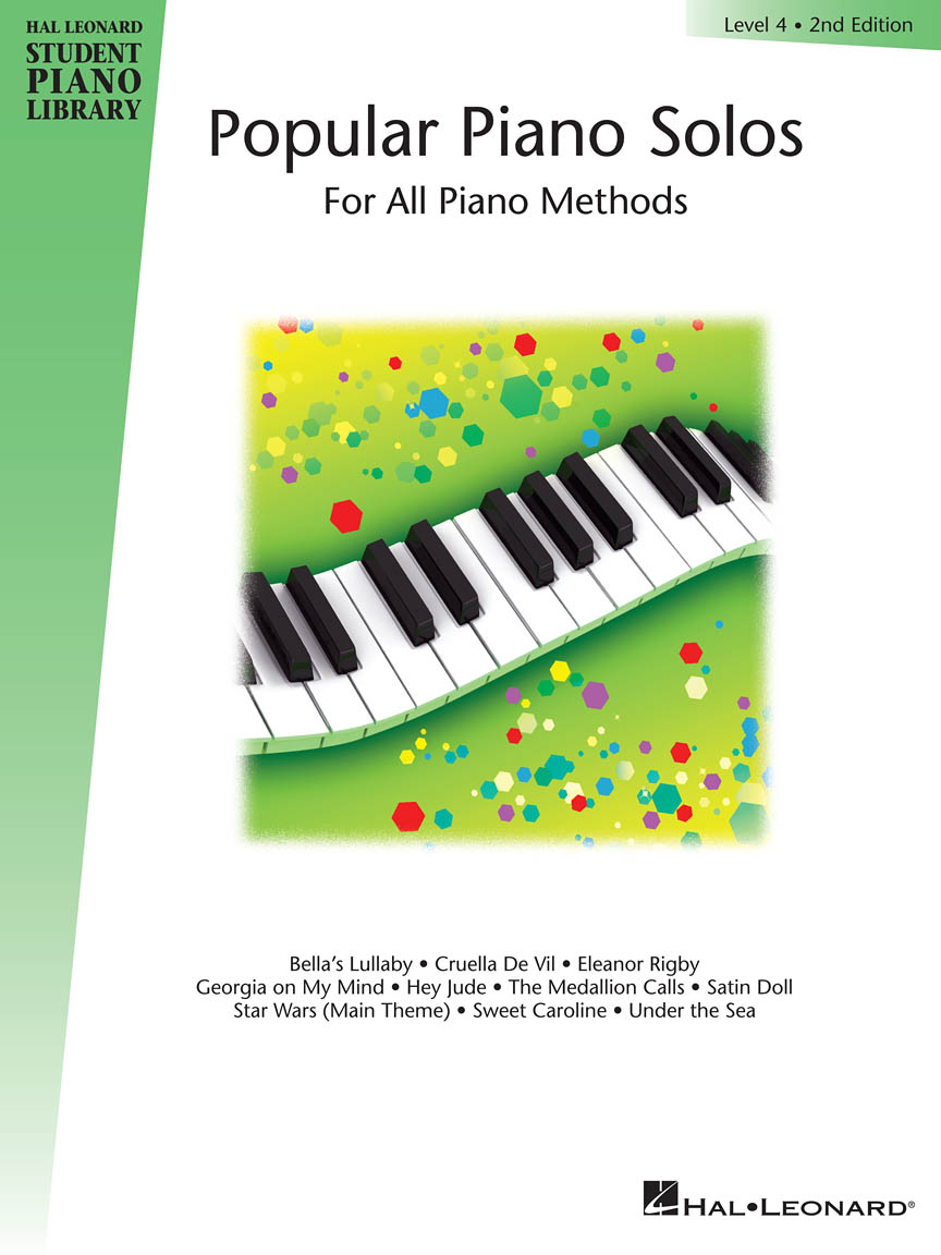 Popular Piano Solos – Level 4, 2nd Edition