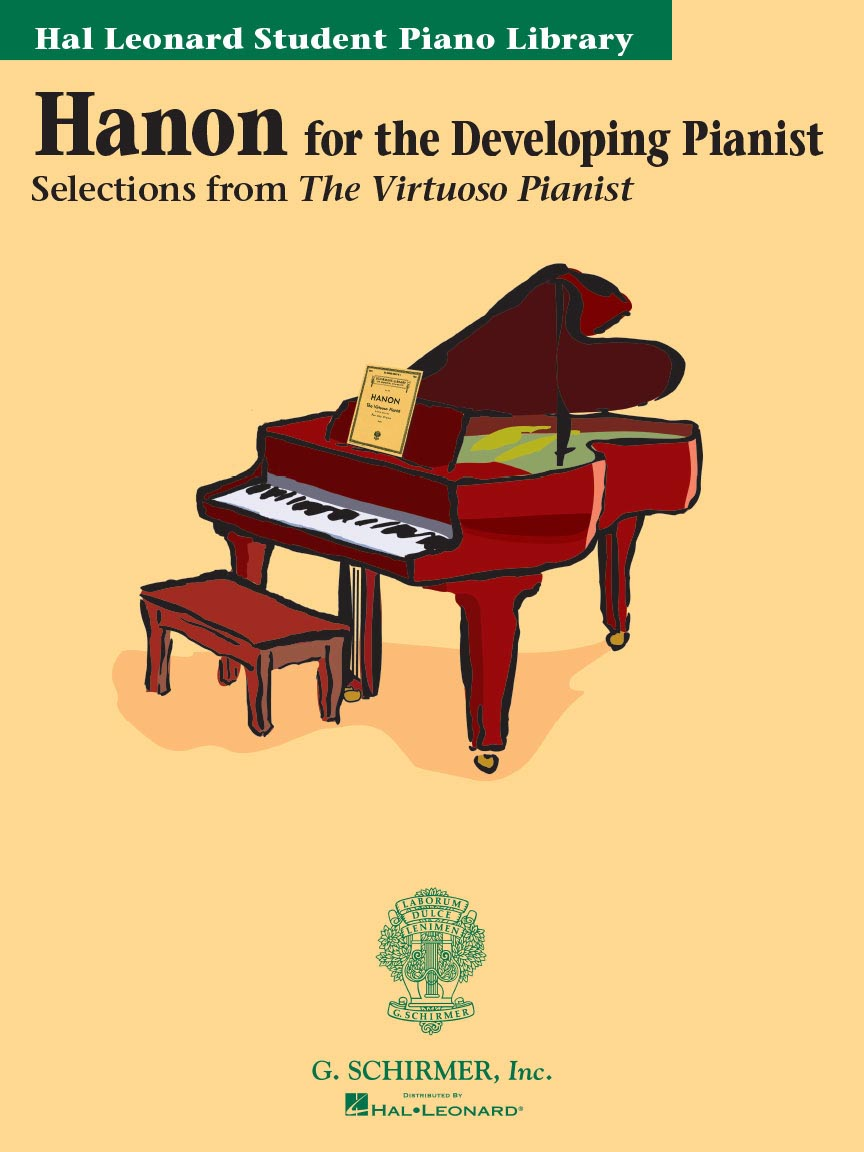 Product Cover for Hanon for the Developing Pianist
