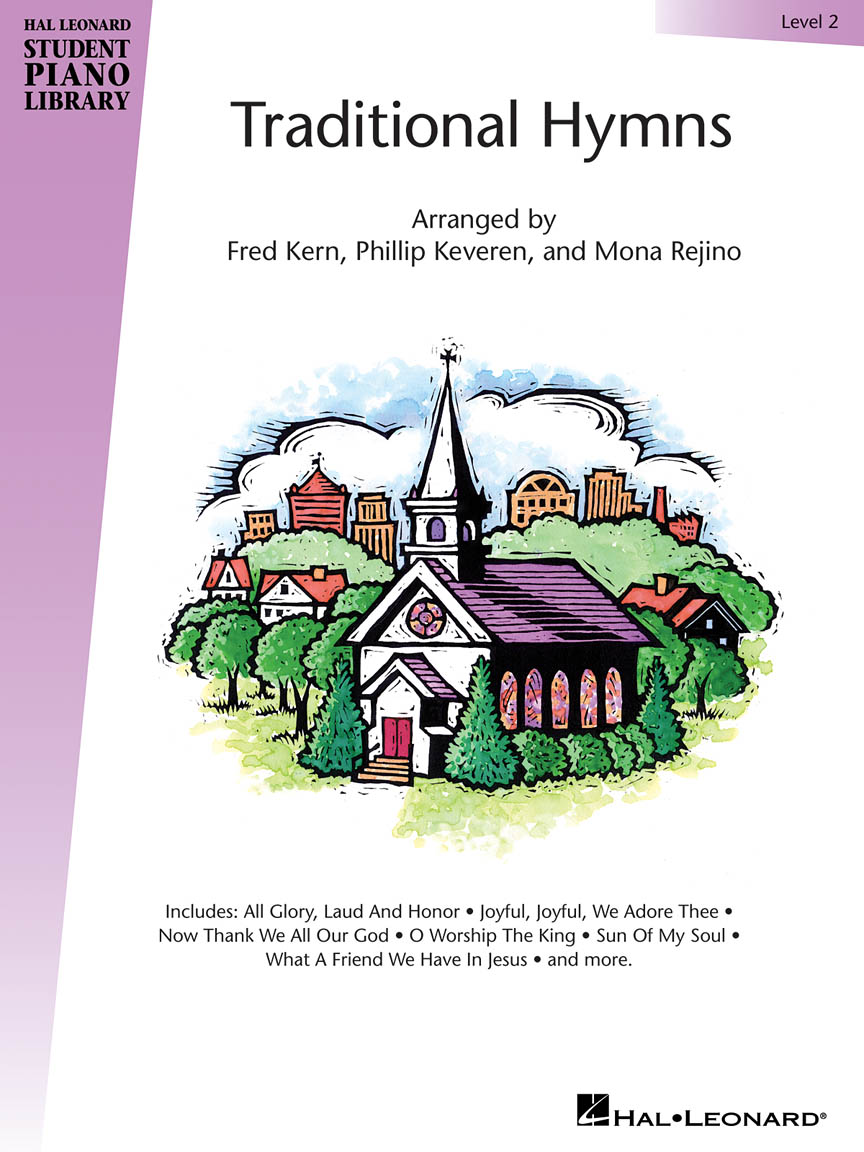 Product Cover for Traditional Hymns Level 2