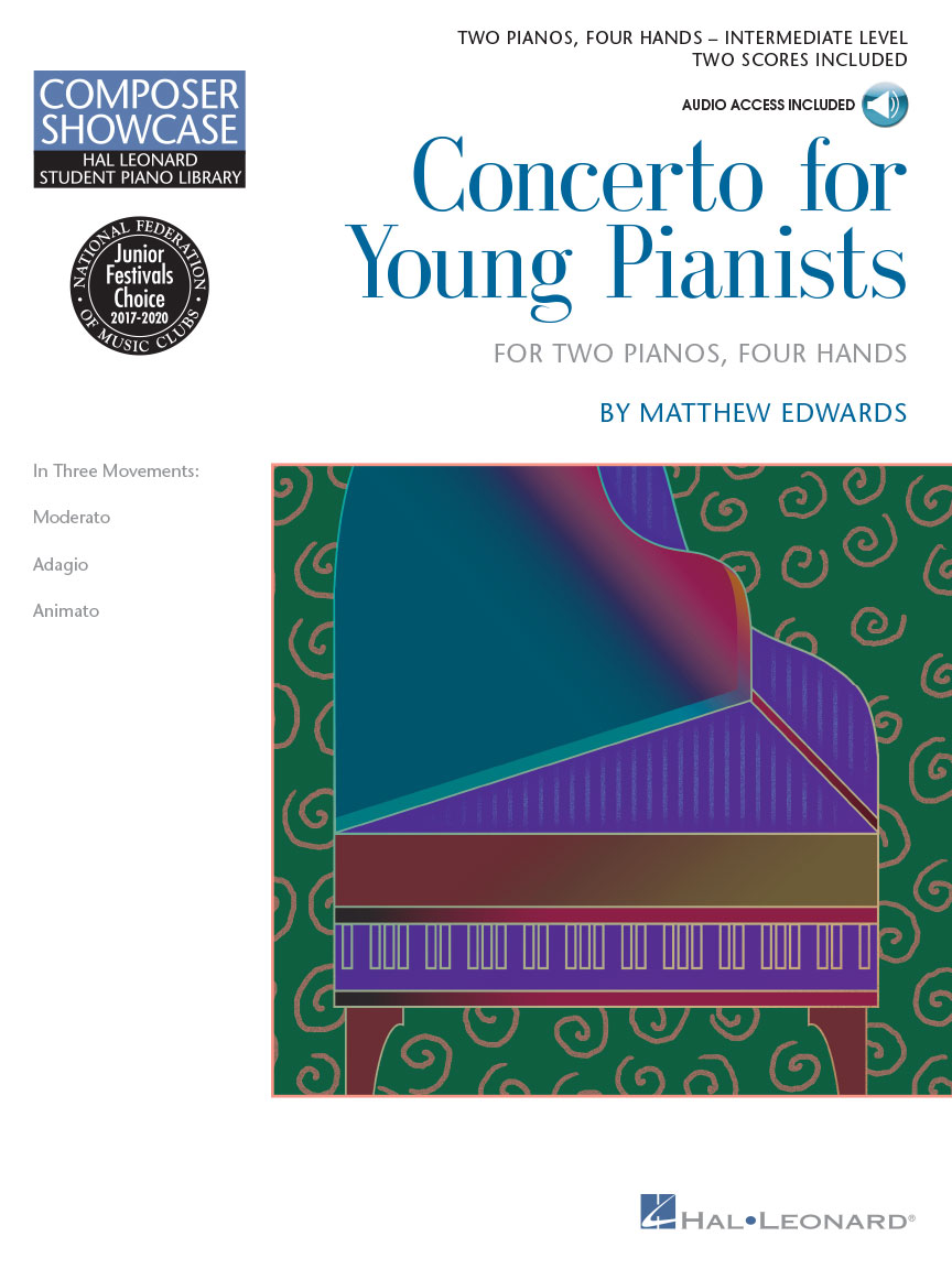 Product Cover for Concerto for Young Pianists