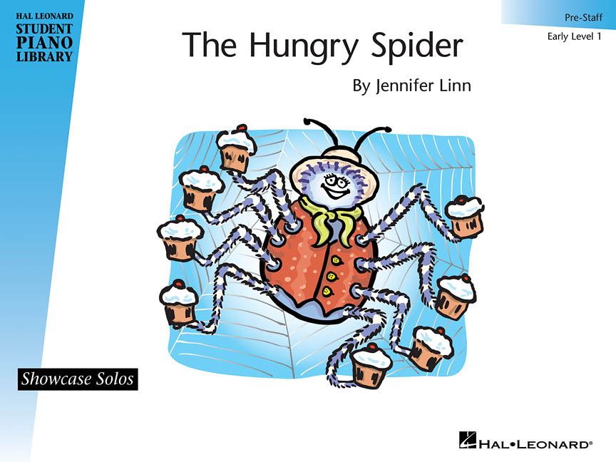Product Cover for The Hungry Spider