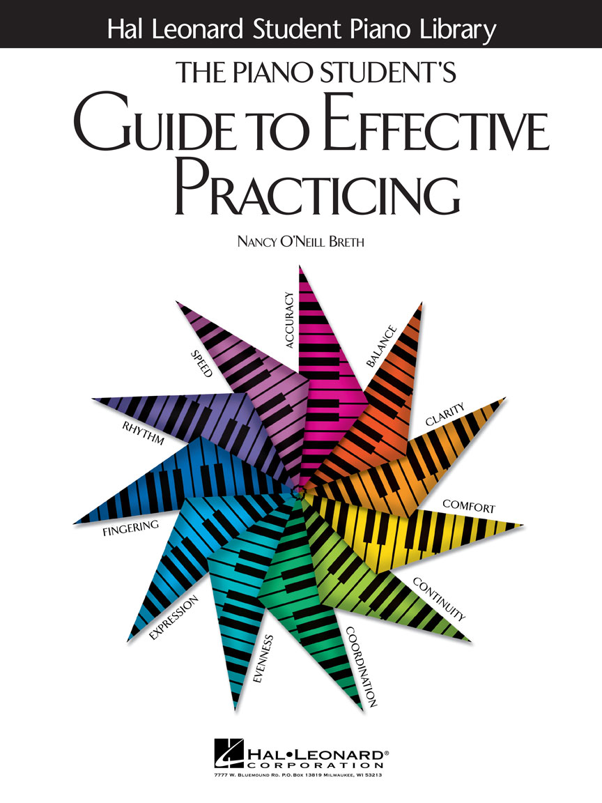 Product Cover for The Piano Student's Guide to Effective Practicing