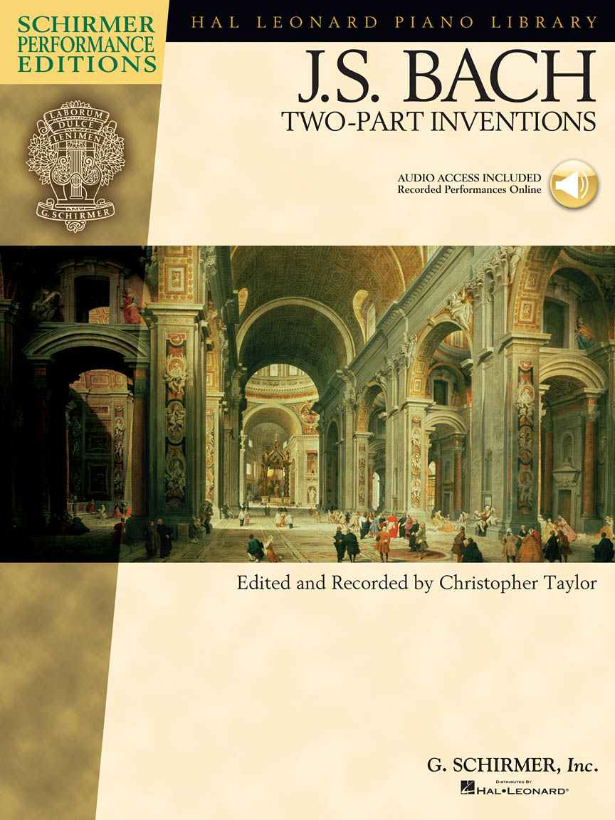 Product Cover for J.S. Bach – Two-Part Inventions