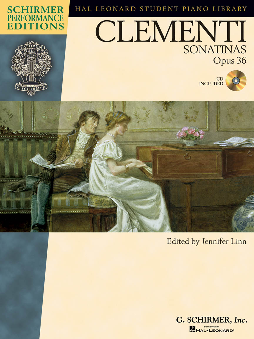 Product Cover for Clementi – Sonatinas, Opus 36