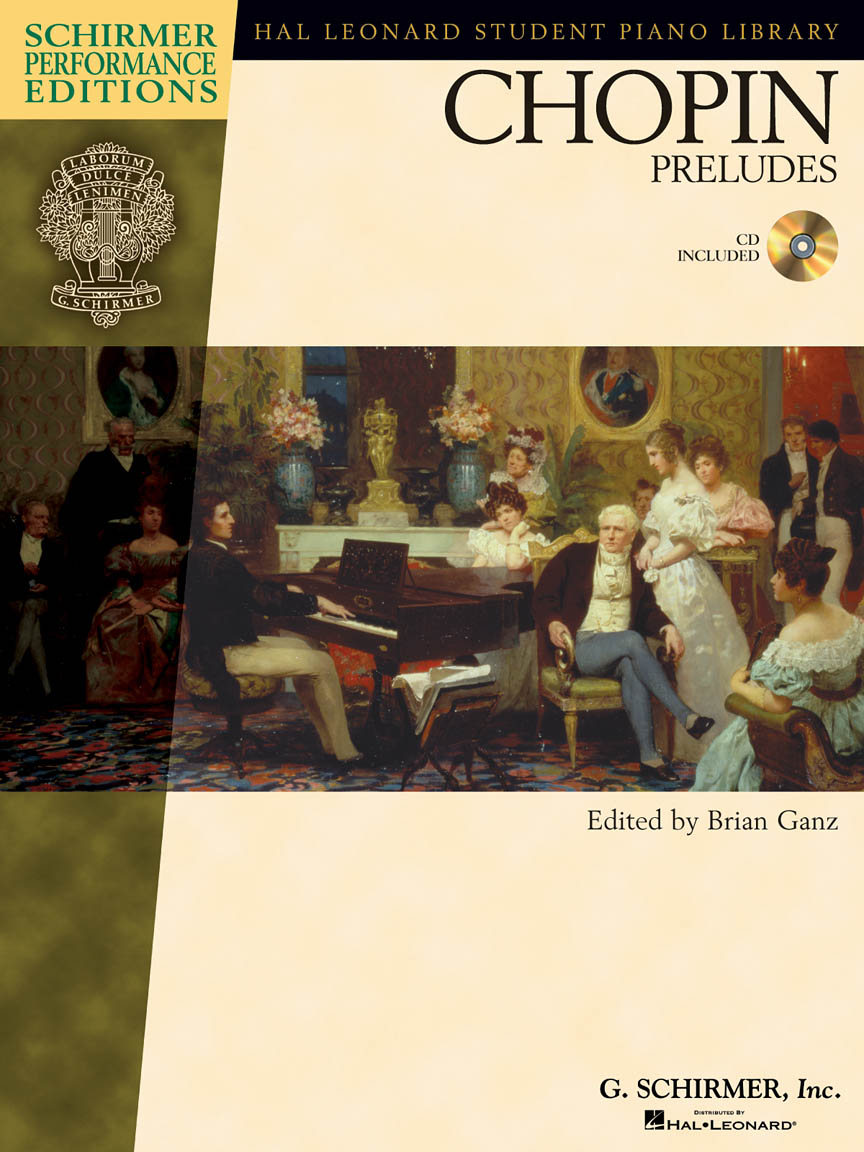 Product Cover for Chopin – Préludes