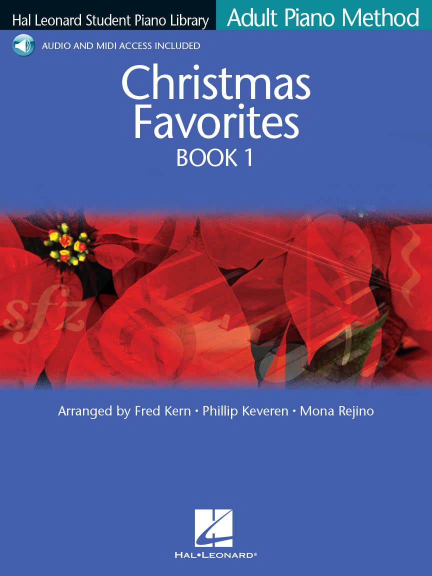 Product Cover for Christmas Favorites Book 1