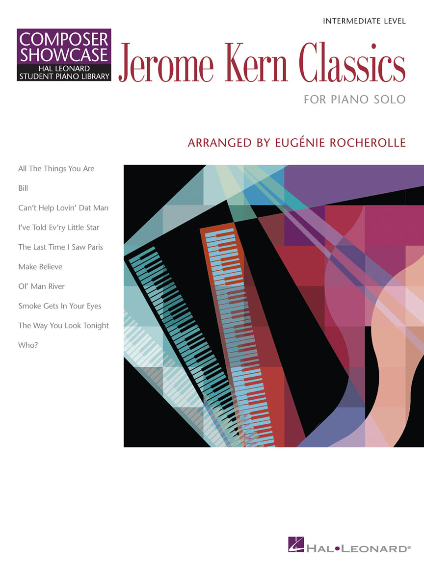 Product Cover for Jerome Kern Classics