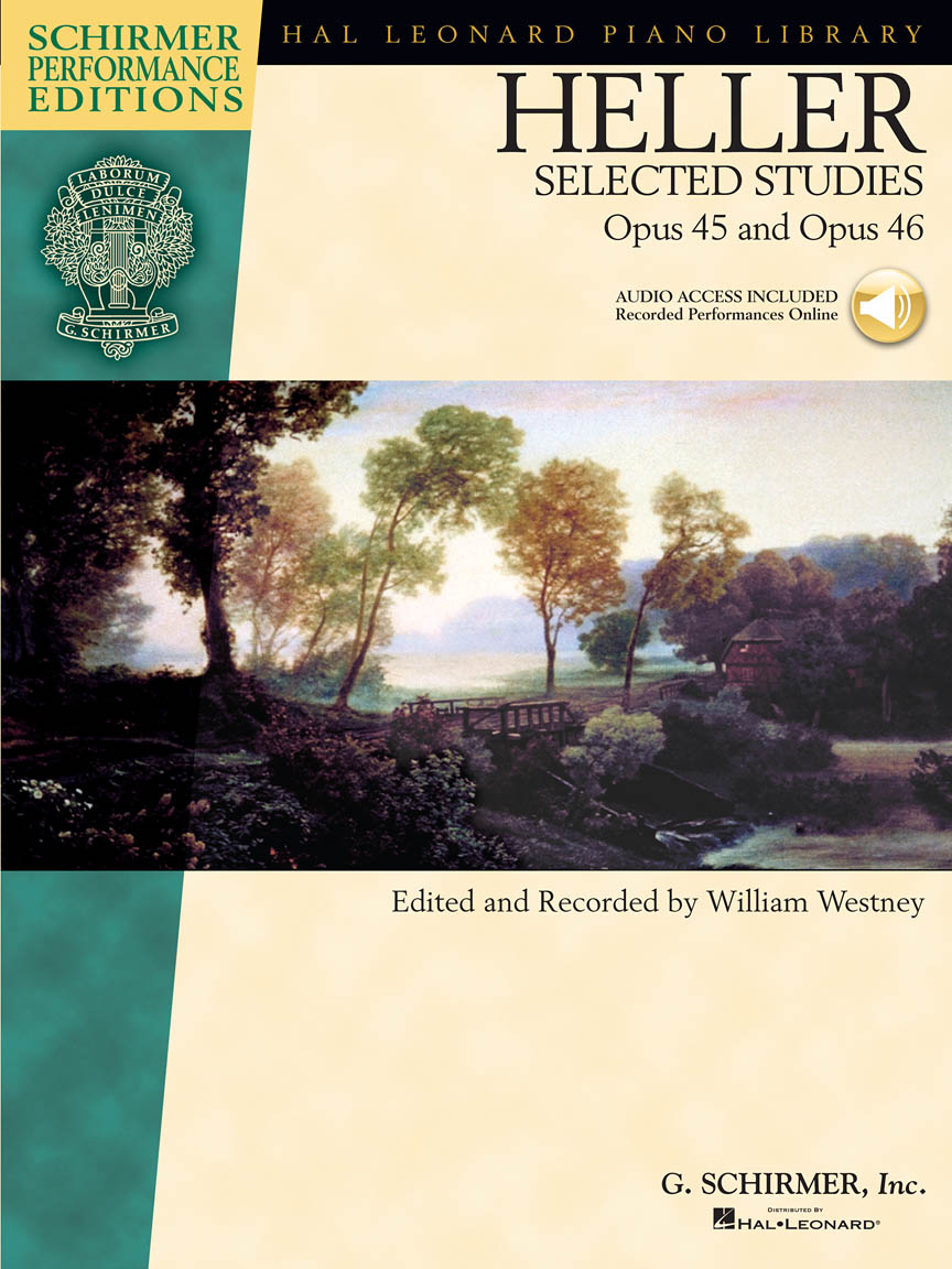 Product Cover for Heller – Selected Piano Studies, Opus 45 & 46