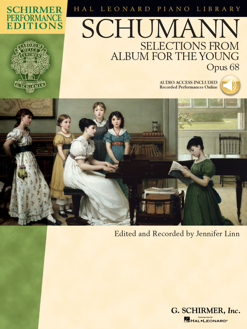 Product Cover for Schumann – Selections from Album for the Young, Opus 68