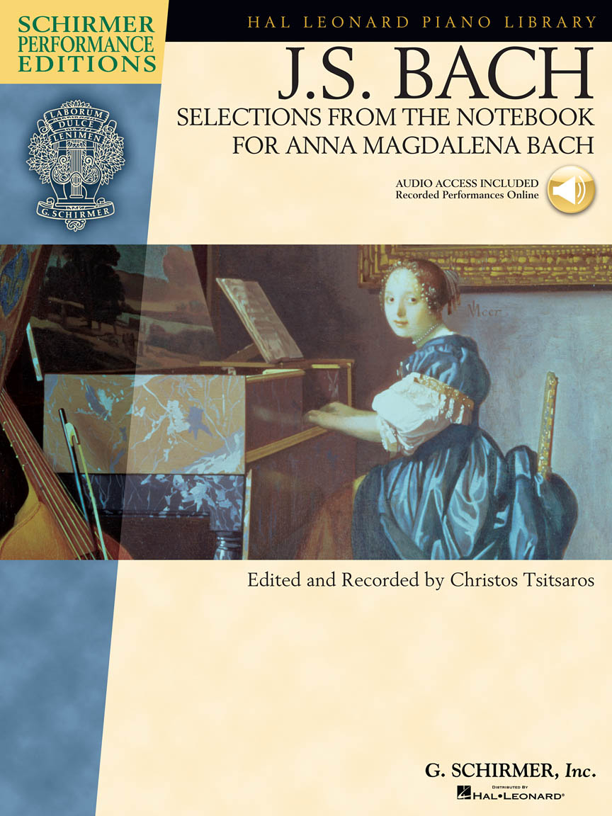 Product Cover for J.S. Bach – Selections from The Notebook for Anna Magdalena Bach