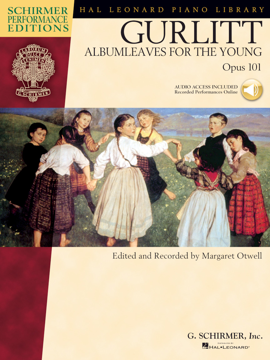 Product Cover for Gurlitt – Albumleaves for the Young, Opus 101