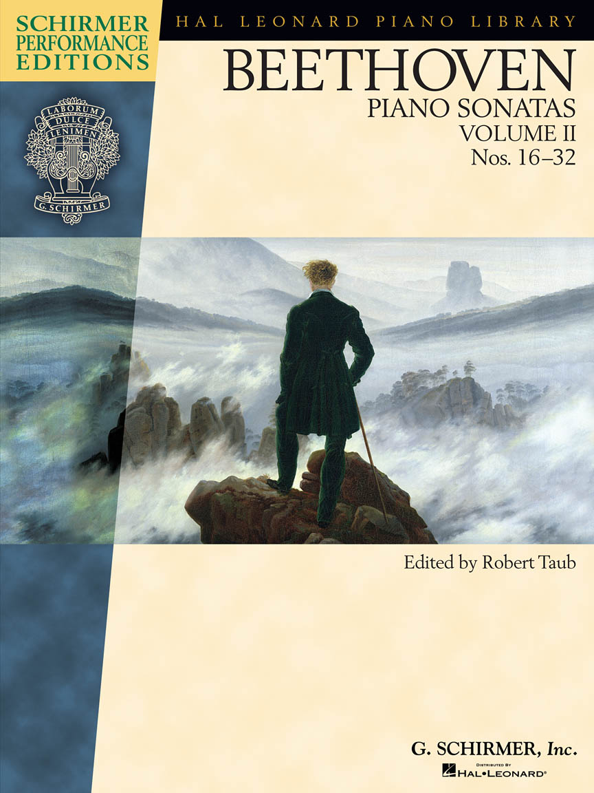 Product Cover for Beethoven – Piano Sonatas, Volume II – Book Only