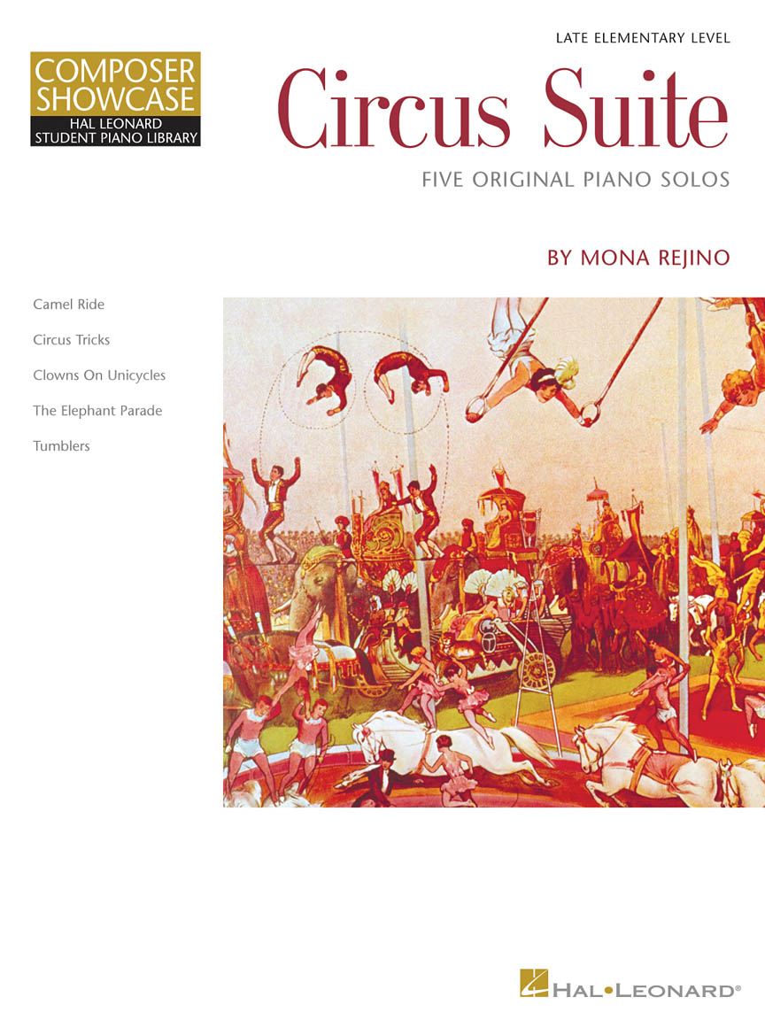 Product Cover for Circus Suite
