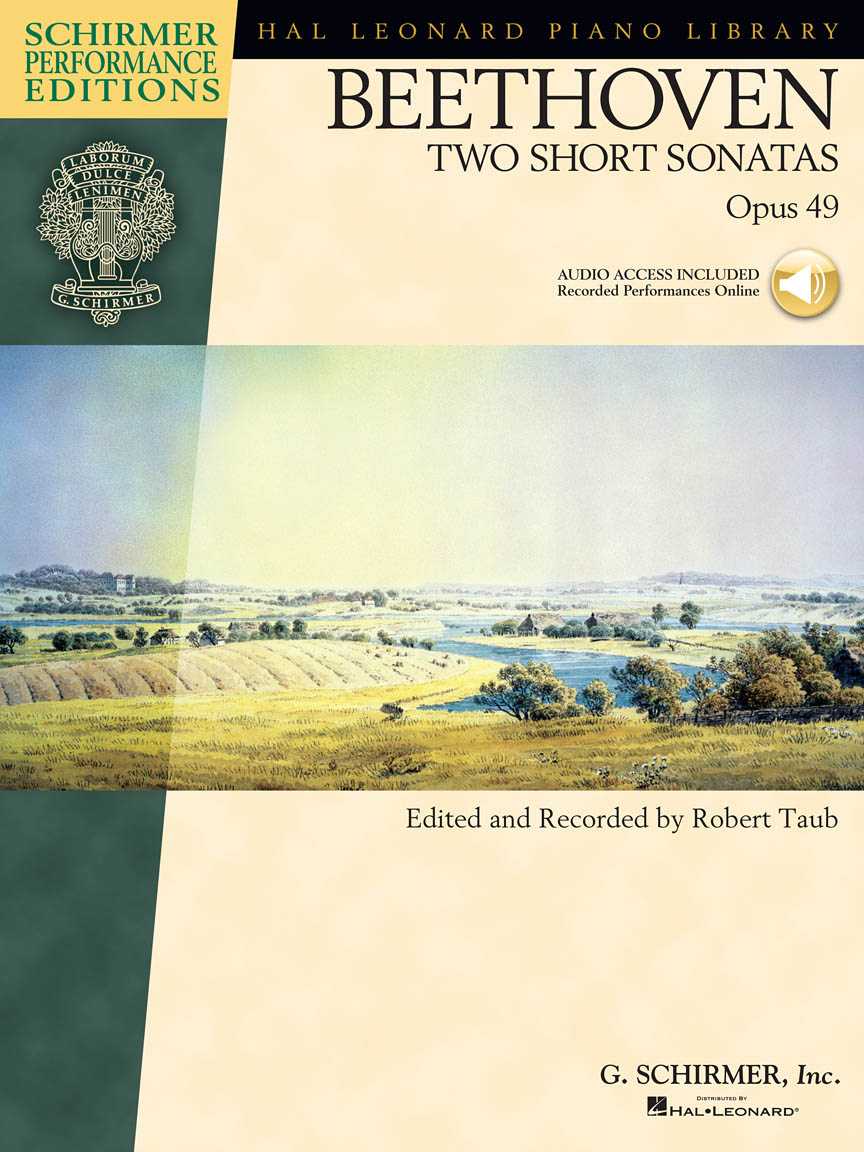 Product Cover for Beethoven – Two Short Sonatas, Opus 49