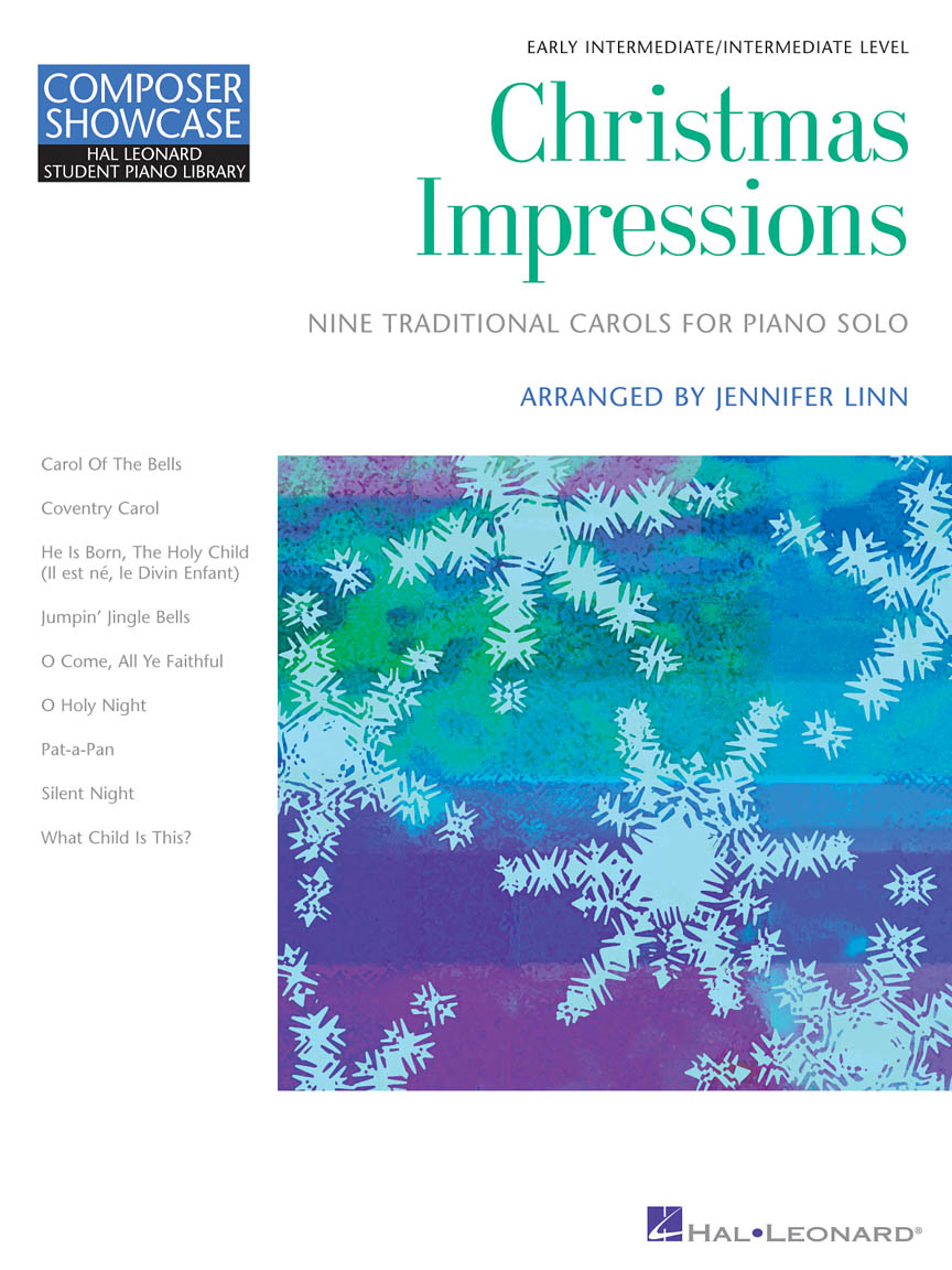 Product Cover for Christmas Impressions