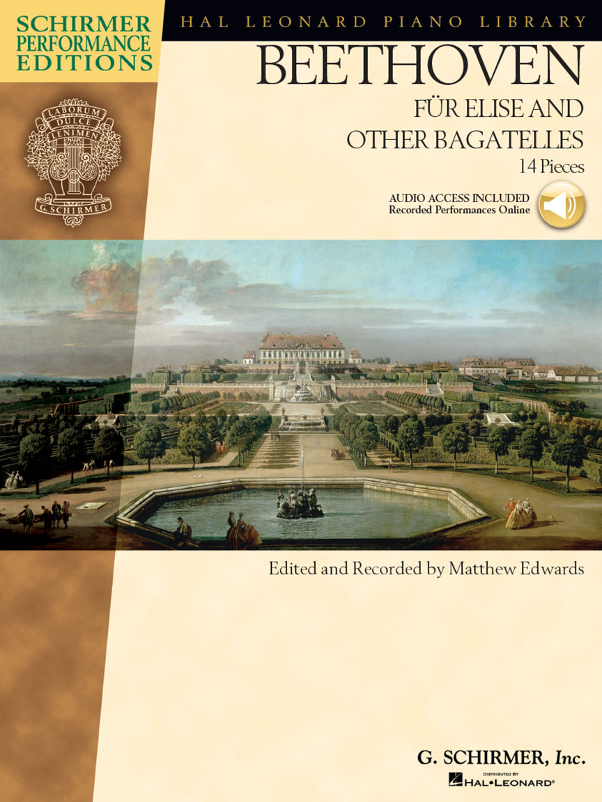 Product Cover for Beethoven – Für Elise and Other Bagatelles