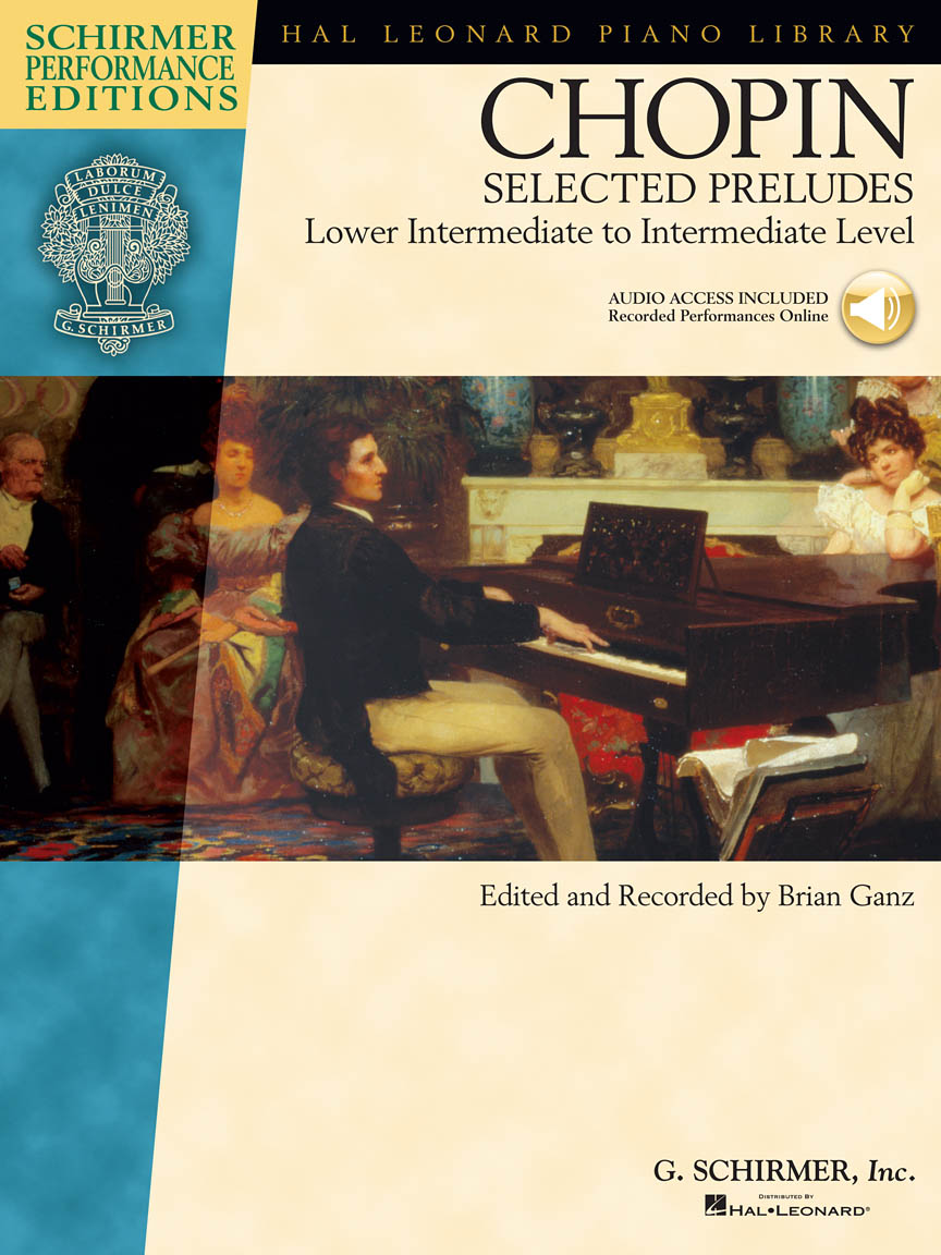 Product Cover for Chopin – Selected Preludes