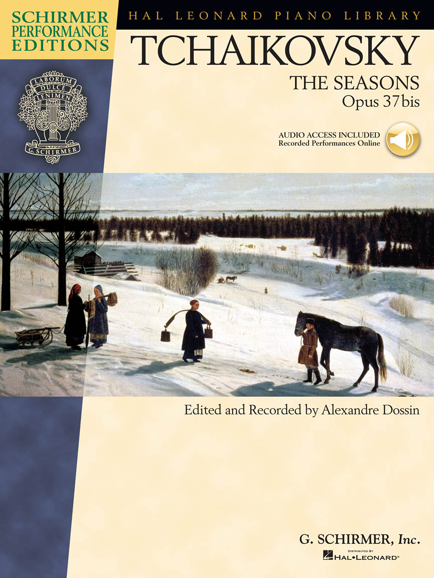 Product Cover for The Seasons, OP. 37bis